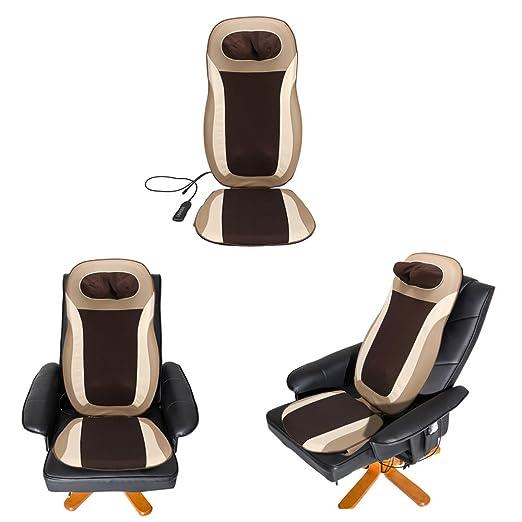 Amazon.com: Cojín de masaje para silla para coche rotación ...