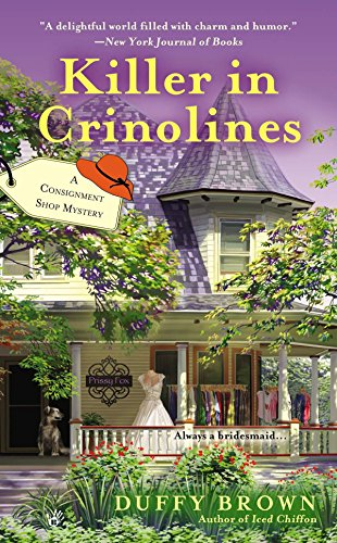 Killer in Crinolines (A Consignment Shop Mystery)