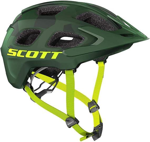 Scott Vivo – Casco para bicicleta de montaña, color negro mate ...