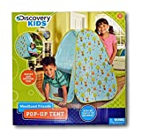 Discovery Kids Pop-Up Tent Woodland Friends