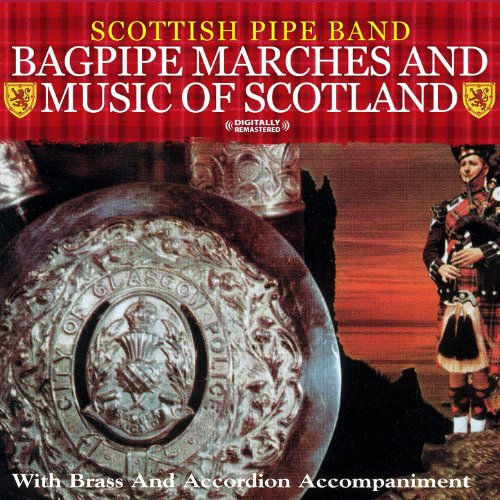 Bagpipe Marches And Music Of Scotland (Digitally ()
