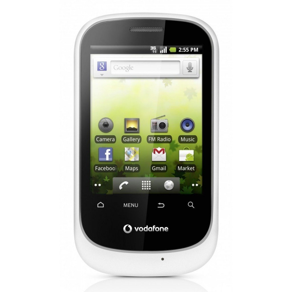 huawei vodafone 858 smart u8160 unlocked gsm phone with android 2 2 rh amazon ca