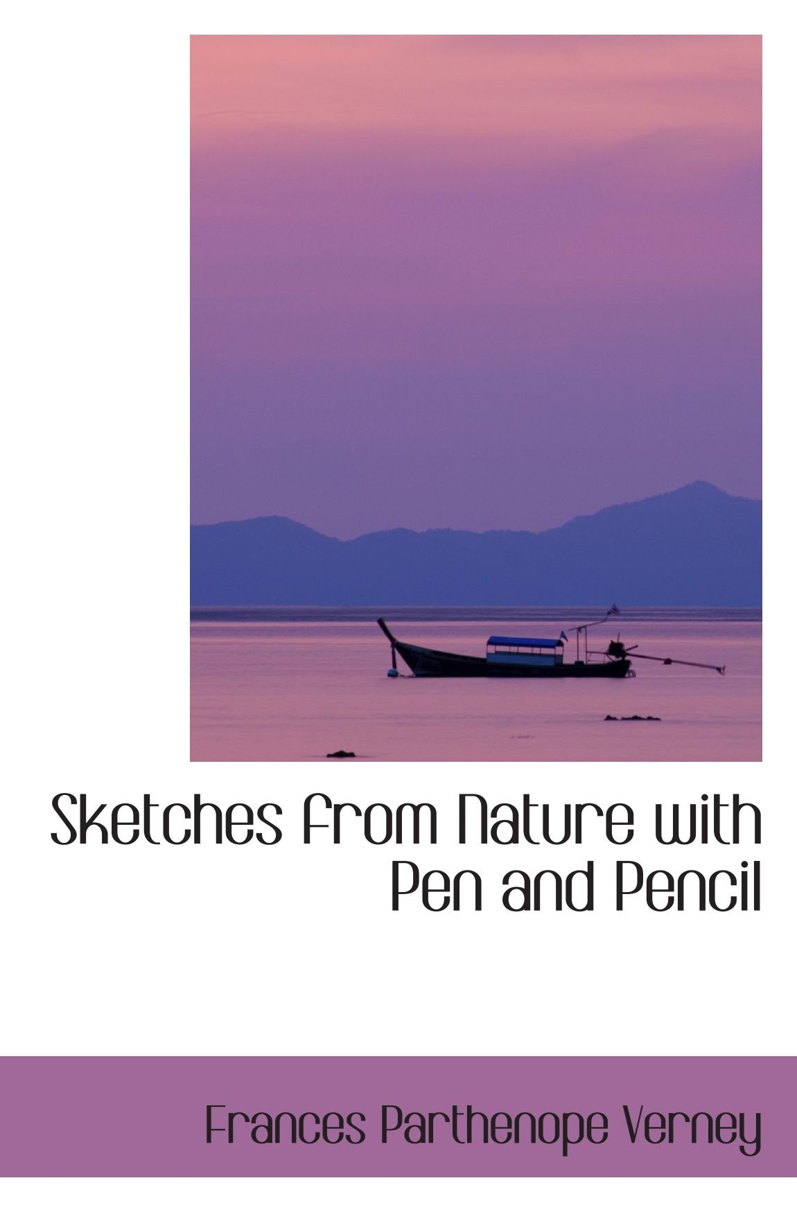 Download Sketches from Nature with Pen and Pencil pdf