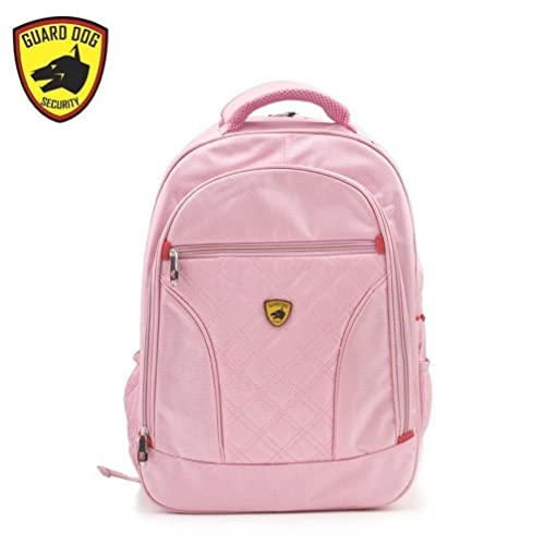 Dancing Stone Pink Bullet Proof Backpack