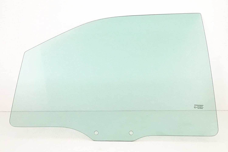 NAGD Fits 1986-1997 Ford Aerostar Van Driver Side Left Front Door Window Glass
