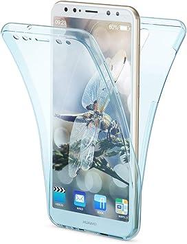 NALIA Funda 360 Grados Compatible con Huawei Mate 10 Lite ...