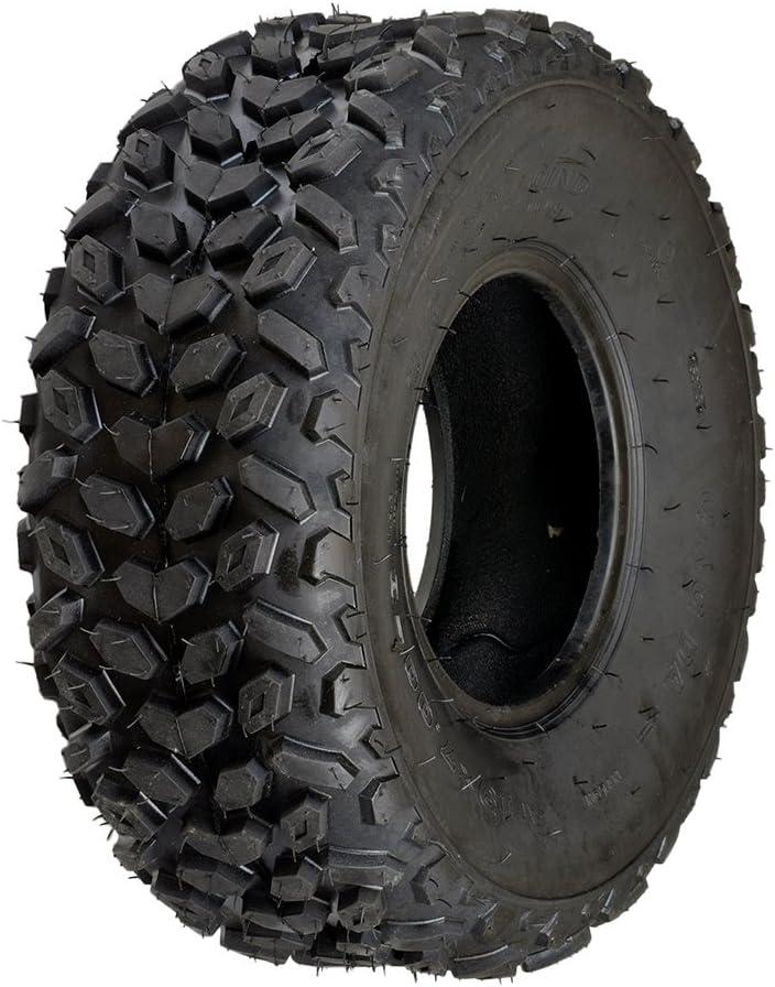 AlveyTech 19x7.00-8 Knobby Tire for Baja Mini Bikes MB165/MB200, ATVS, Go-Karts
