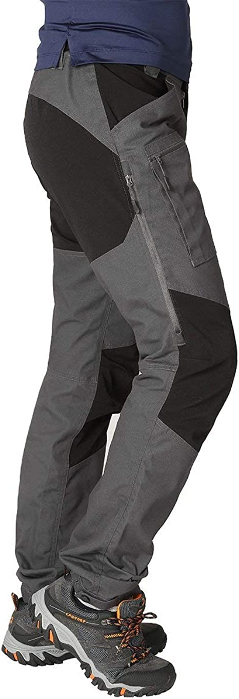 Planam Casual Hommes Pantalon Mountain Moleskine Outdoor