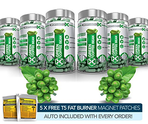 X6 GREEN COFFEE BEAN EXTRACT -STRONGEST LEGAL SLIMMING /DIET & WEIGHT LOSS PILLS by Weight Loss Supplements