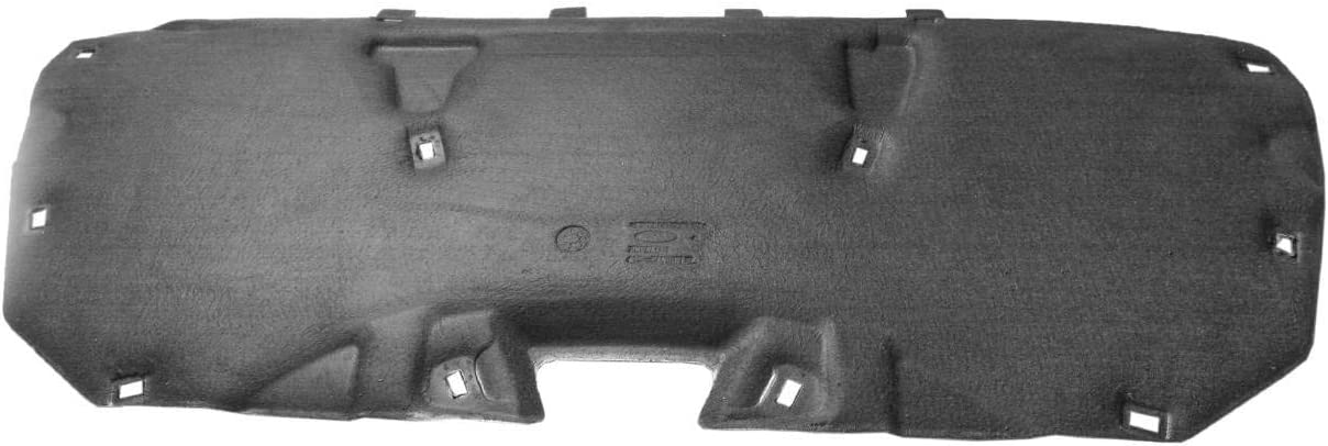 Bapmic BM5Z-16738-A Hood-Insulator for Ford Focus 2012 2013 2014 2015 2016 2017 2018