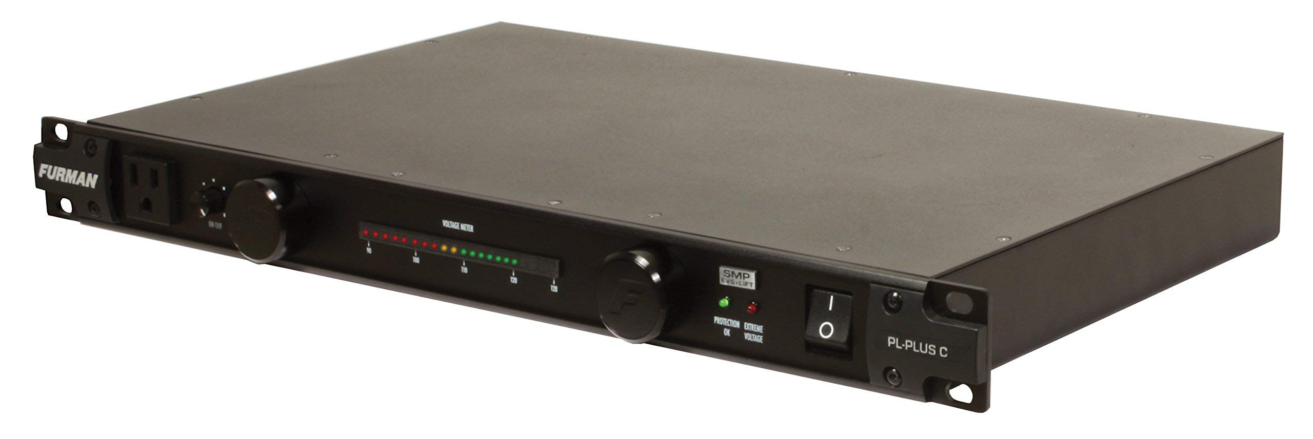 Furman PL-PLUS C 15 Amp Power Conditioner (Renewed)