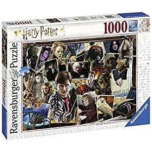 Ravensburger 15170 Harry Potter Contro Voldemort Puzzle Fantasy 1000 Pezzi