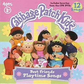 Various artists cabbage patch kids(r) dreams amazon. Com music.
