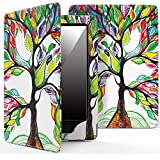 """MoKo Case for Kindle E-Reader (8th Generation 2016) - Premium Cover with Auto Wake/Sleep for Amazon Kindle (6"""" Display, 8th Gen 2016 Release), Lucky Tree"""