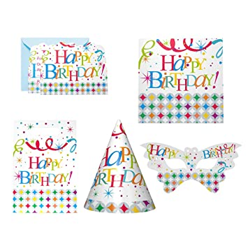 Amazon.es: Amosfun Artículos para una Fiesta de cumpleaños ...