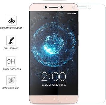 Tumundosmartphone Protector Pantalla Cristal Templado para LETV LE MAX 2 Vidrio: Amazon.es: Electrónica
