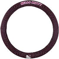 Hello Kitty KIT3018 Funda Volante Rosa Bonjour Kitty, Rose