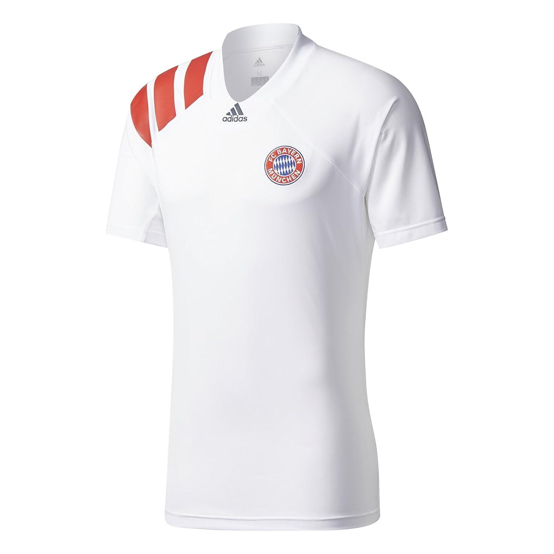 Adidas Herren FCB Li FC München Bayern T-Shirt