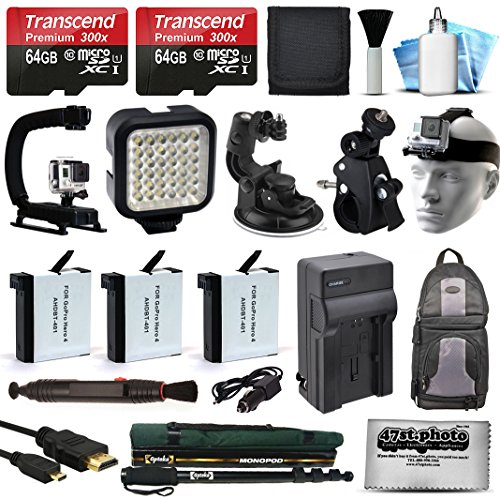 Accessories Battery Charger Stabilizer Monopod product image