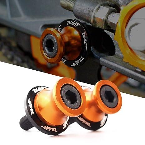 M8 Coppia di Nottolini Alza Moto Supporti per Forcellone Posteriore Delle Moto Per Kawasaki Z650 Z800 Z900 Z900RS Z1000 ZX6R ZX10R Ninja 400 650 Versys 650 Z1000SX