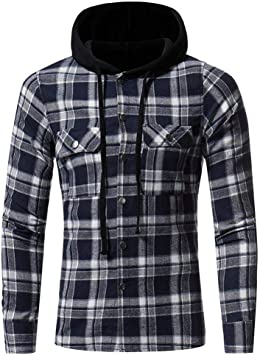 Hombres sudadera Camisa con capucha, toamen invierno el otoño ...