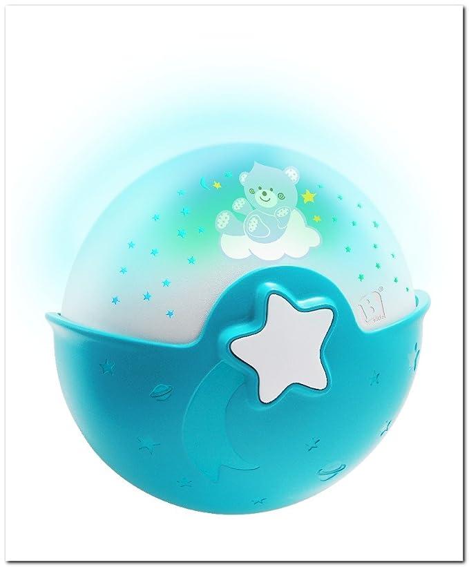 B Kids - Luz Relajante y proyector (Blue Box 004627): Amazon.es ...
