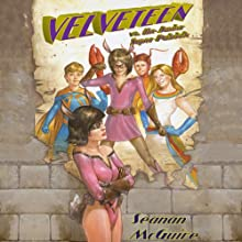 Velveteen vs. The Junior Super-Patriots: Velveteen, Volume 1 Audiobook by Seanan McGuire Narrated by Allison McLemore