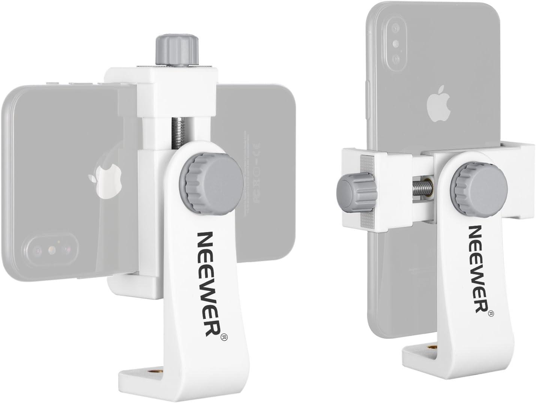 Neewer Soporte Vertical para Smartphone con Montaje para Trípode ...