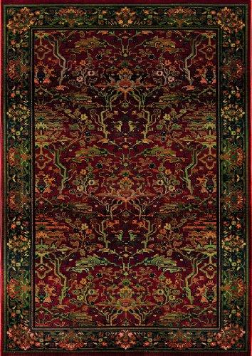 Oriental Weavers Kharma 465R4  Area Rug, 6'7 x 9'1