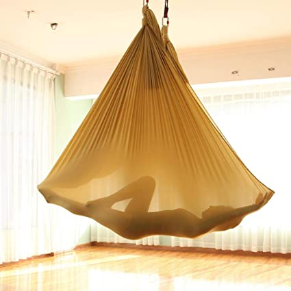PUDDINGHH® HDeluxe L: 5 Yardas, W: 2.8 Yardas Yoga Flying ...