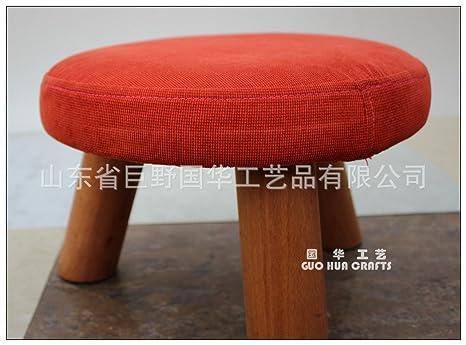 Tessuto sgabelli a fungo creatività sgabello di moda: amazon.it