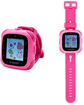 "Kids Smart Watch, Educational Smartwatch with Camera and Games, 1.5"" Touch Screen Electronic Watch, Learning Toys for Children Boys and Girls"