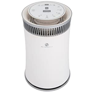 SilverOnyx 4 in 1 Air Purifier w/True HEPA Carbon Filter