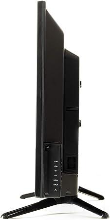 TV LEVEL FD 8224 - Televisor de 24 pulgadas (60 cm, Full Matrix LED Light, FullHD, sintonizador triple, CI+, HDMI, USB) Negro profundo Modelo clásico (2020 Modelo): Amazon.es: Electrónica