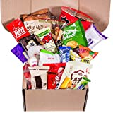 Classic Asian Snack Box (20 Count) College Care Package | Japanese Snacks | Korean Snacks | Chinese Snacks and Junk Food