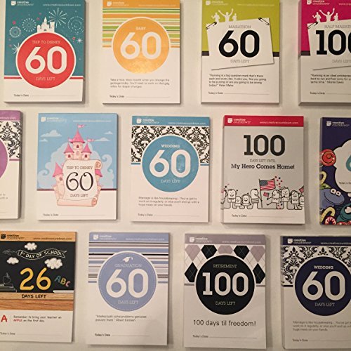 100-day Countdown to Retirement Tear Off Calendar by Creative Countdown (Image #3)