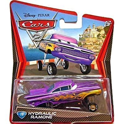 Disney/Pixar Cars 2 Movie Hydraulic Ramone #19 1:55 Scale: Toys & Games