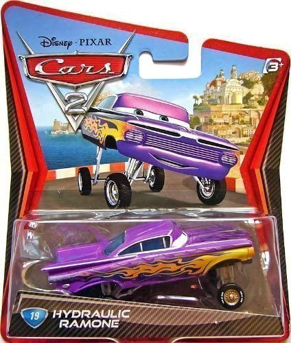 Amazon Com Disney Pixar Cars 2 Movie Hydraulic Ramone 19 1 55