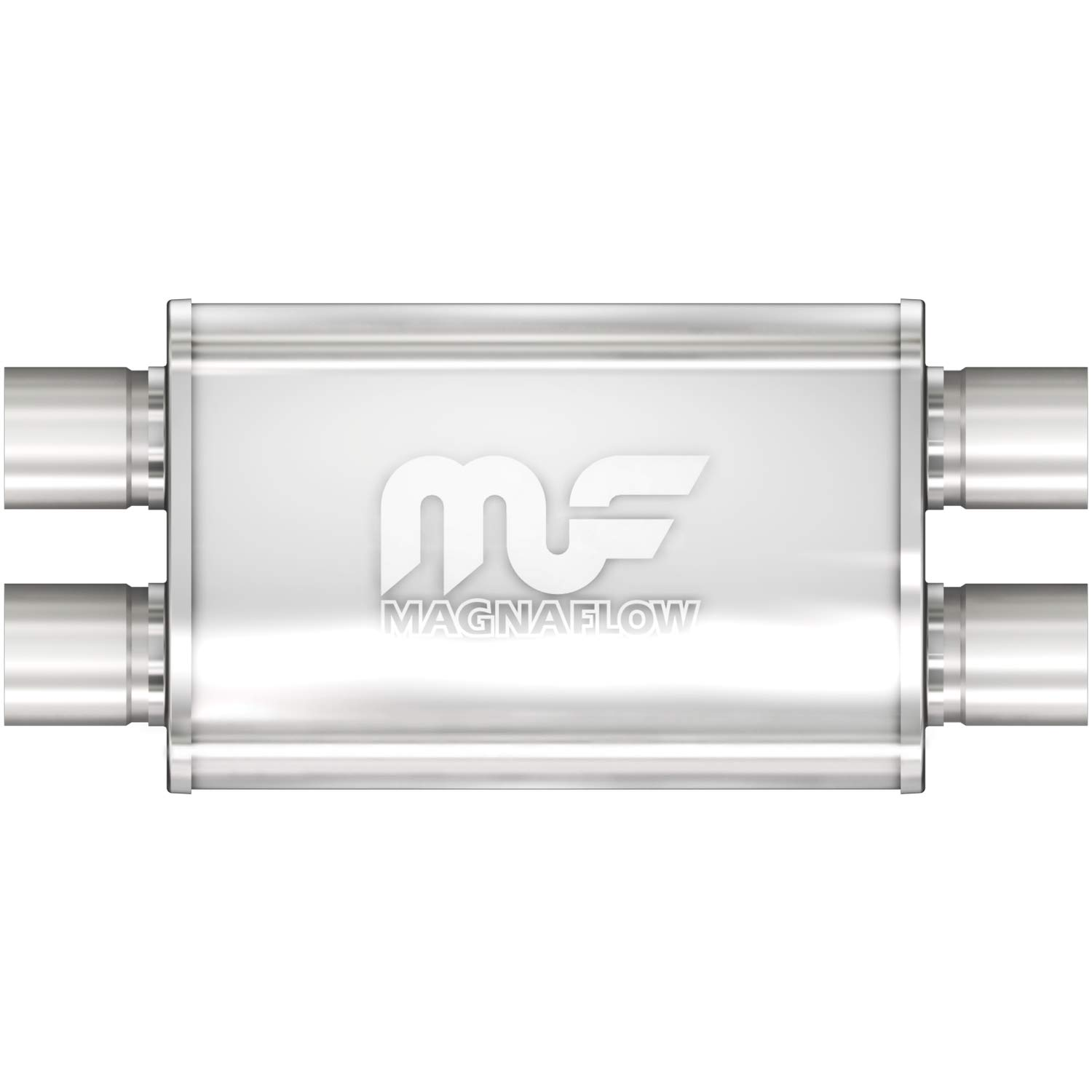 MagnaFlow 11386 Exhaust Muffler by MagnaFlow Exhaust Products (Image #1)