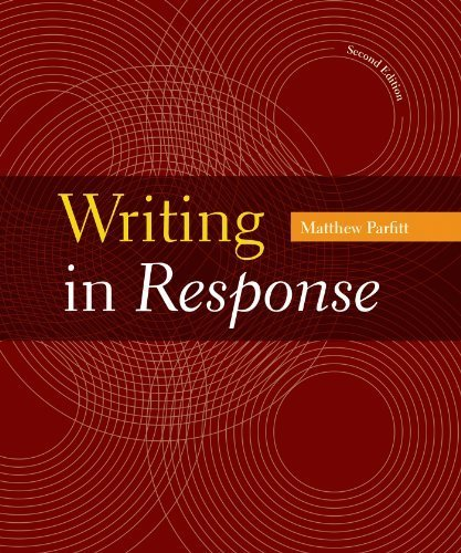 Writing in Response by Matthew Parfitt - Bedford Mall Stores