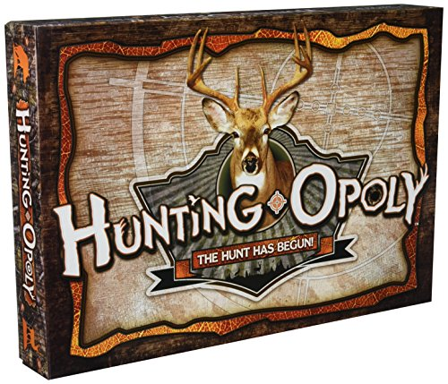 Hunting-opoly-Board-Game