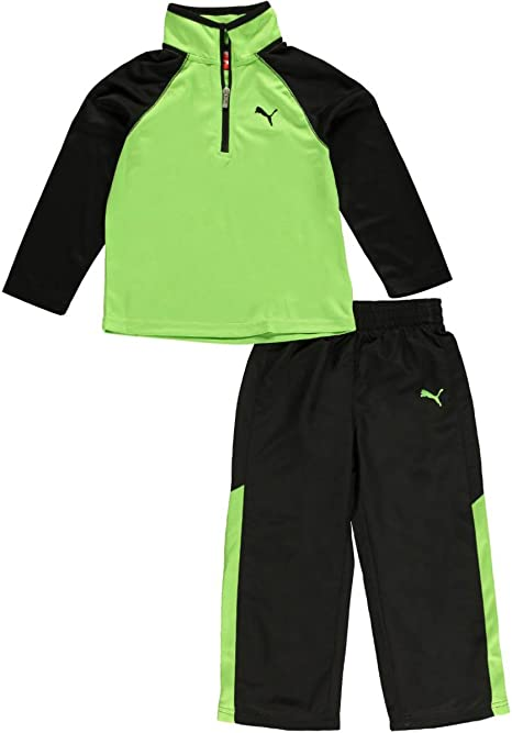 Under Armour Jacket Pant Set Boys Girls Zip up Track Suit Sports Active wear