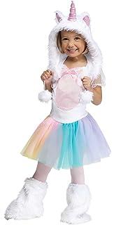 Fun World Costumes Baby Girls Unicorn Toddler Costume