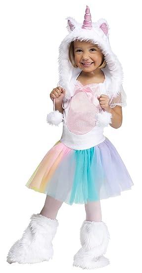 Fun World Costumes Baby Girl\u0027s Unicorn Toddler Costume