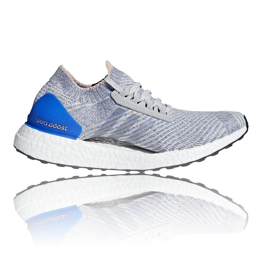 Adidas Damen Ultraboost X Laufschuhe Grau (Gretwo/Gretwo/Hirblu)