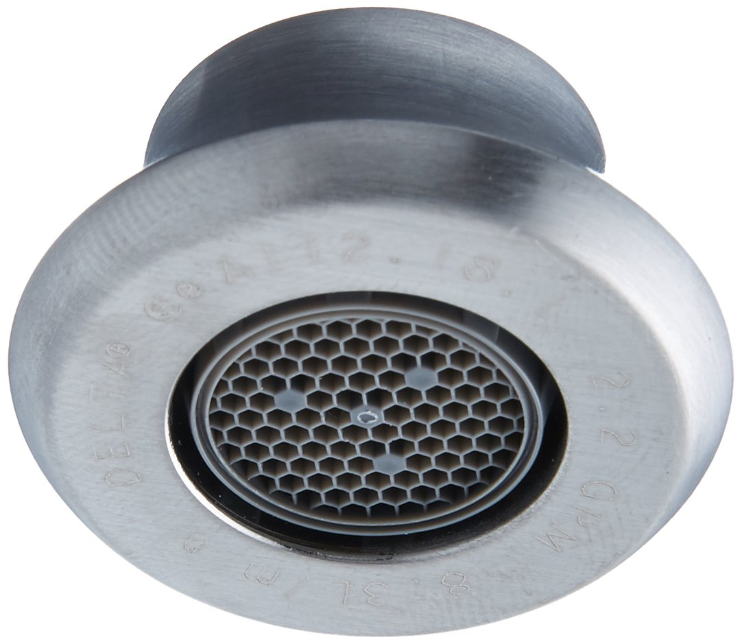 Delta Faucet RP48118SS Aerator, Stainless
