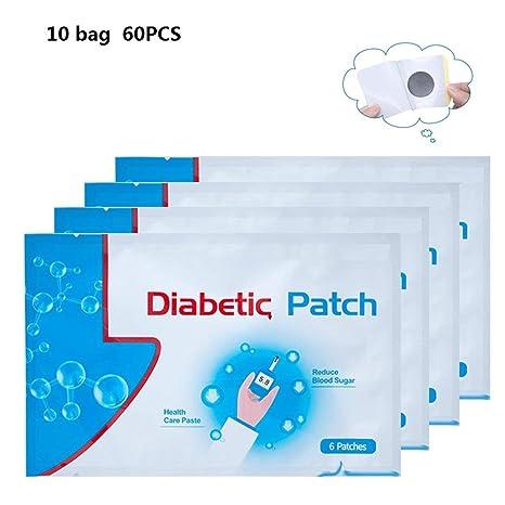 grande remise pour beau Los Angeles Dailyinshop Patch Naturel pour diabétiques stabilise l ...