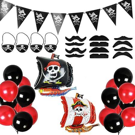 Oumezon Set de decoración para Fiesta de cumpleaños Infantil ...