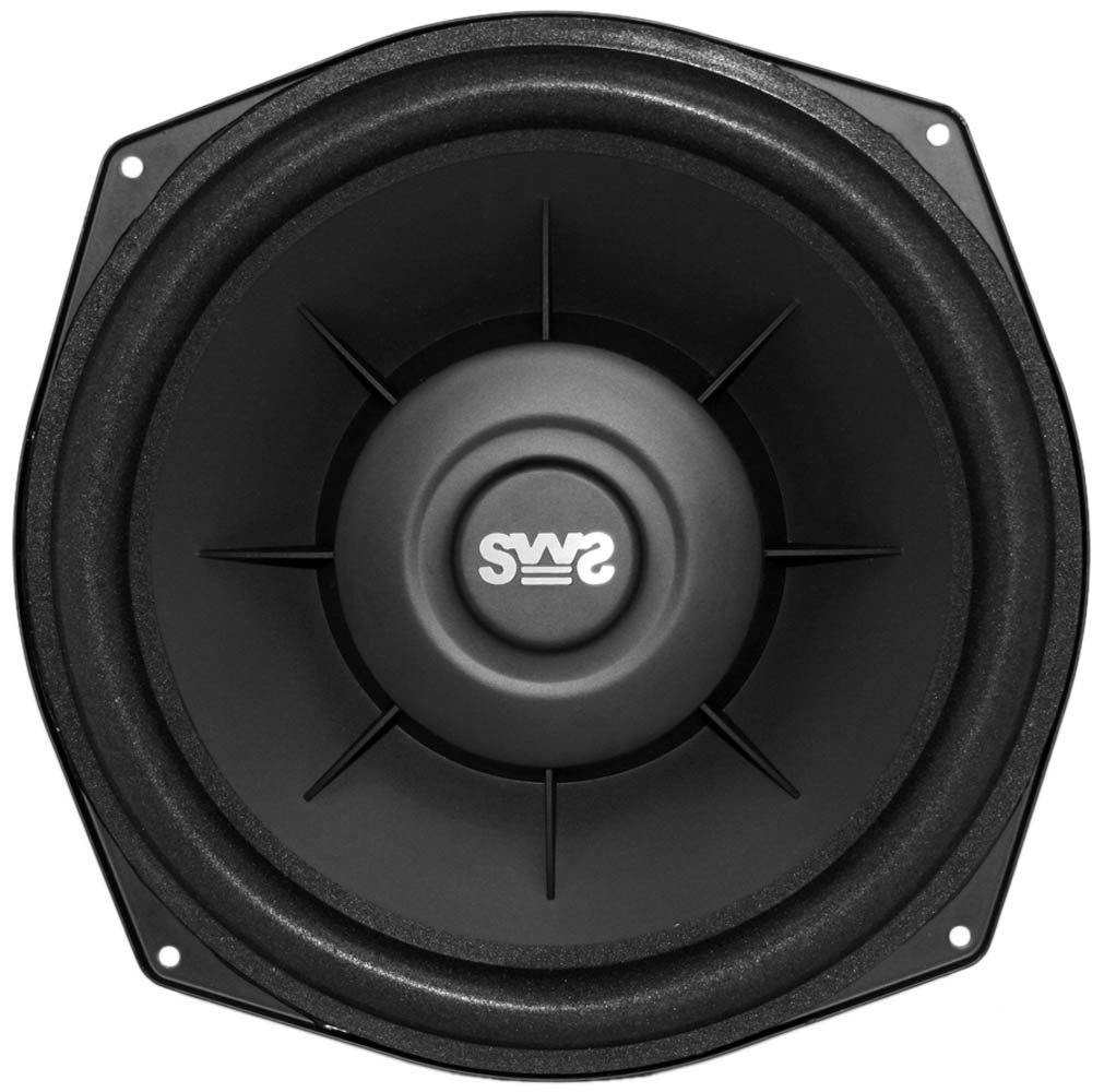 Amazon.com: Earthquake Sound SWS-8Xi 8-inch Shallow Woofer System ...