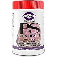 Pure Product Australia Phosphatidylserine (PS) Brain Health Powder, 200 grams